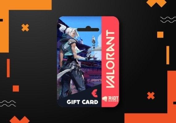 Valorant Gift Card 1250 Valorant Points TURKEY