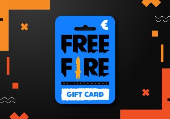 Garena Free Fire Gift Card 100 + 10 Diamonds Pins