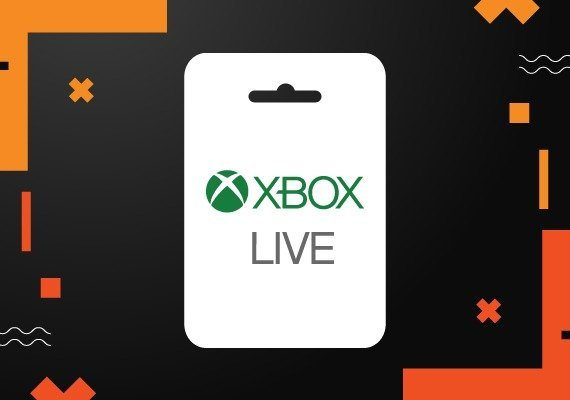 Xbox Live Gold 1 month