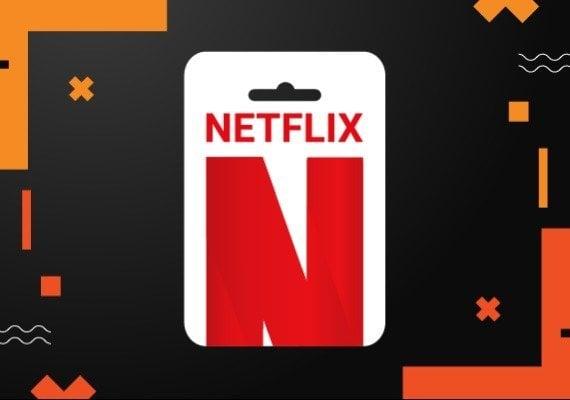 Netflix Gift Card 25 GBP UK