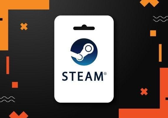 Steam Gift Card 5 USD
