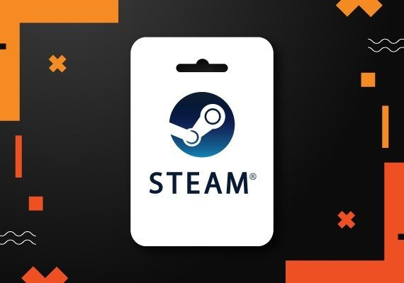 Steam Gift Card 30 USD