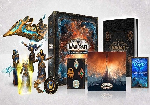 WoW World of Warcraft: Shadowlands - Collector's Edition PC