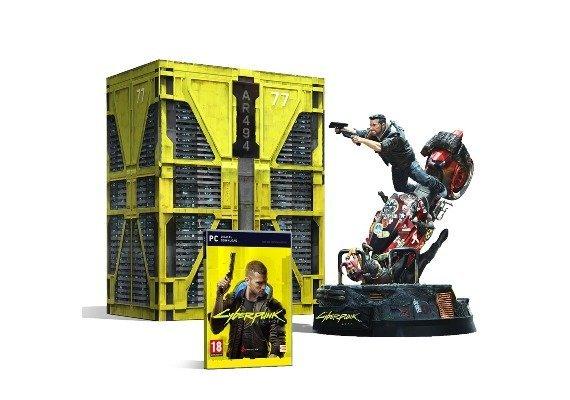 Cyberpunk 2077 - Collector's Edition PC GOG
