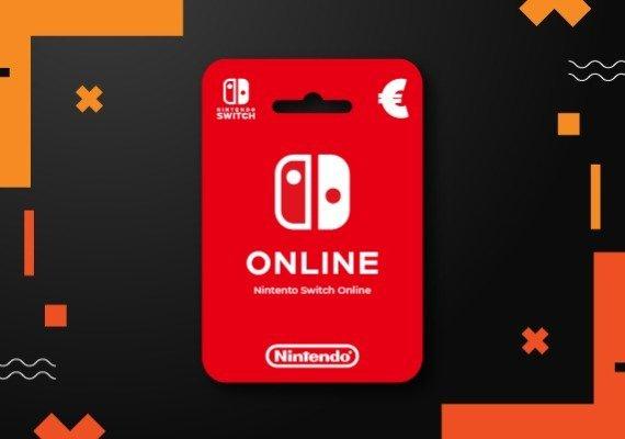 Nintendo Switch Online Individual Membership 12 Months SA