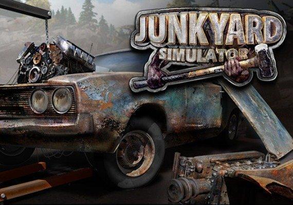 Junkyard Simulator EU