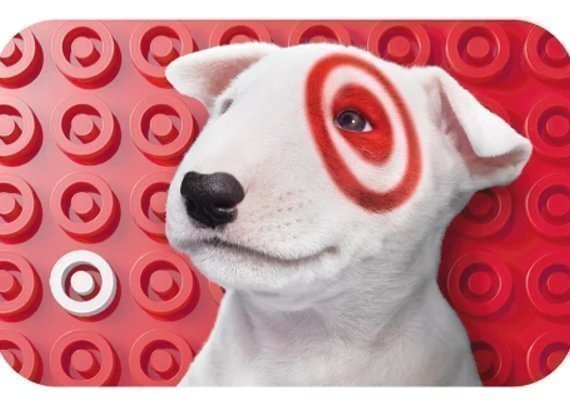 Target Gift Card 50 USD US
