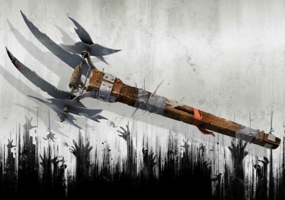 Dying Light: Lancerator Weapon Pack