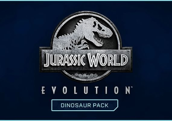 Jurassic World Evolution: Deluxe Dinosaur Pack