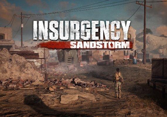 Insurgency: Sandstorm EU