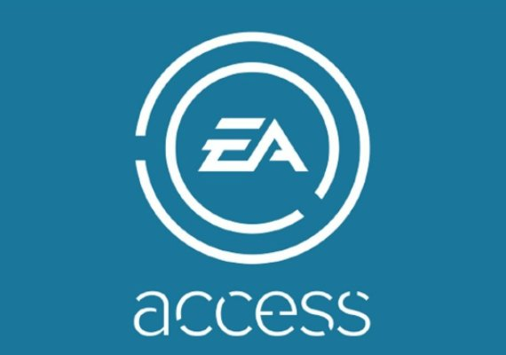 EA Play Code 12 months