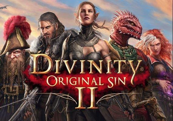 Divinity: Original Sin 2 - Divine Edition EU