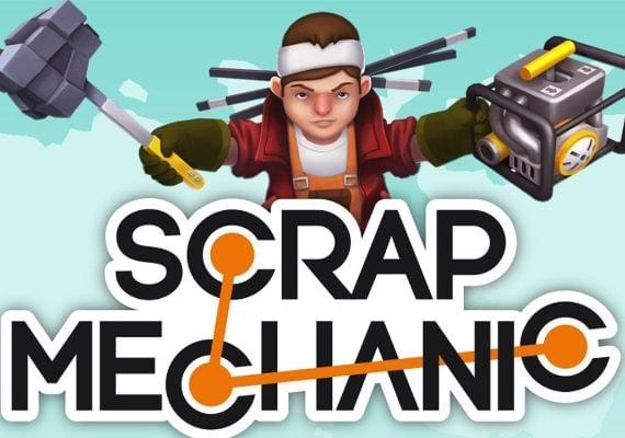 Scrap Mechanic EU