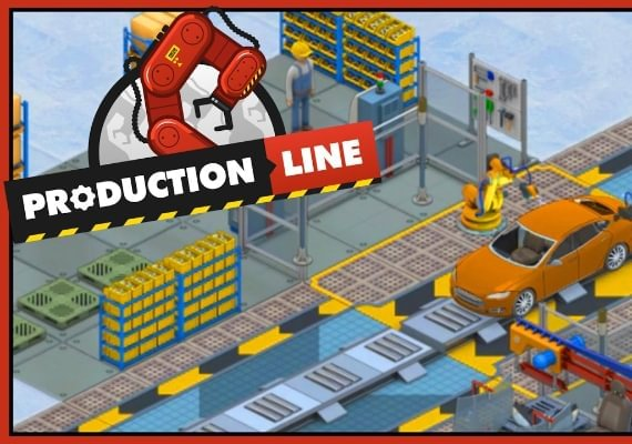 Production Line: Car Factory Simulation EU