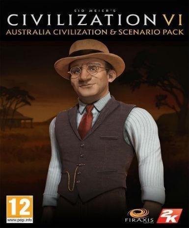 Civilization VI: Australia Civilization + Scenario Pack
