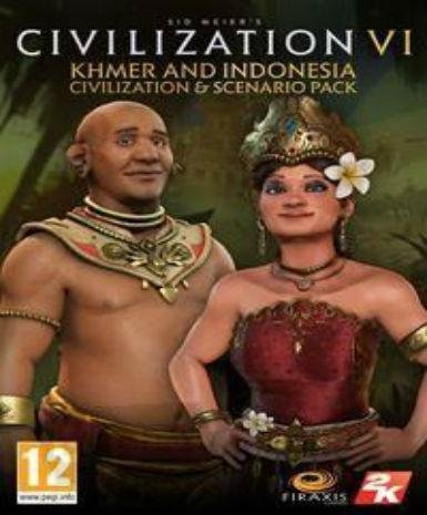 Sid Meier's Civilization VI - Khmer and Indonesia Civilization + Scenario Pack