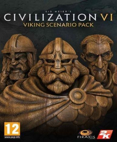 Sid Meier's Civilization VI - Vikings Scenario Pack