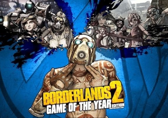 Borderlands 2 GOTY EU