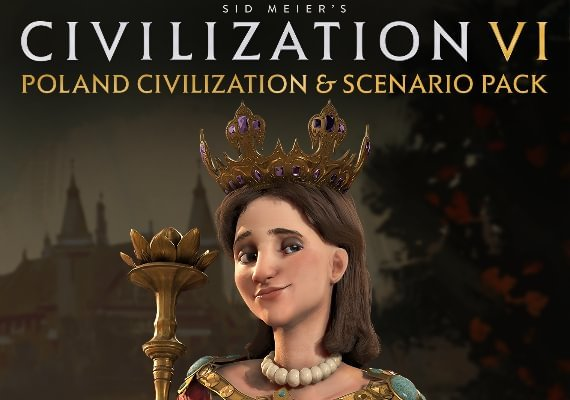 Sid Meier's Civilization VI - Poland Civilization + Scenario Pack
