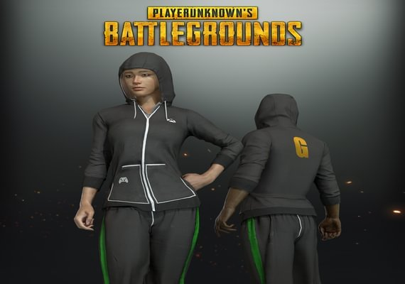 PUBG PlayerUnknown's Battlegrounds - G Suit Set