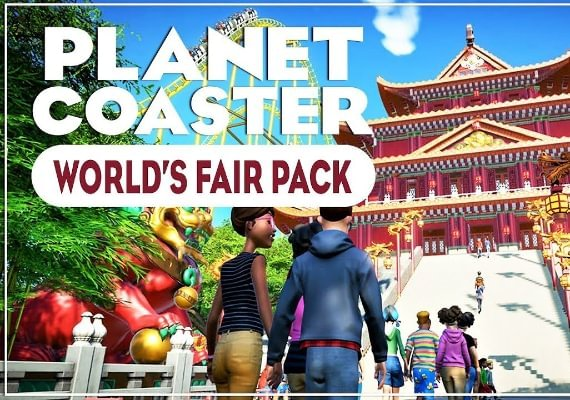 Planet Coaster: World's Fair Pack EU DLC