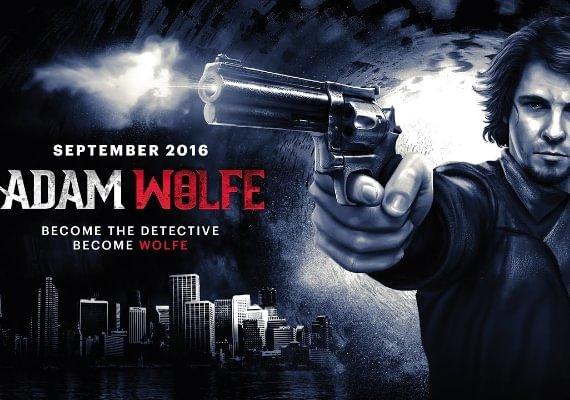 Adam Wolfe Episodes 1-4