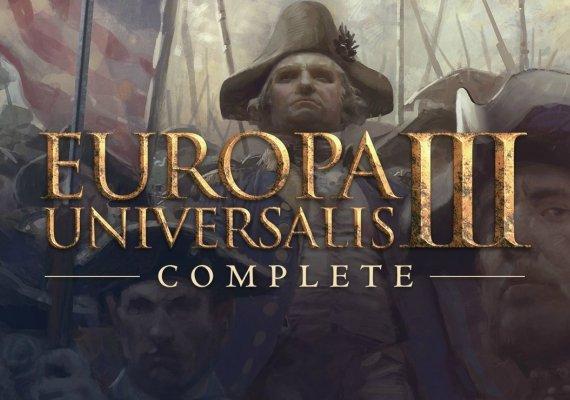 Europa Universalis III - Complete Edition