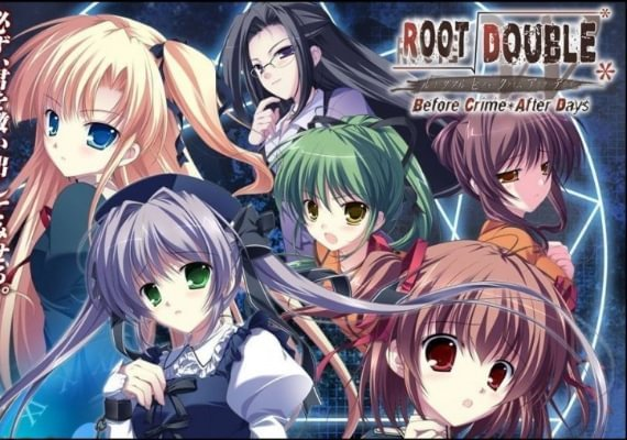 Root Double: Before Crime After Days - Xtend Edition