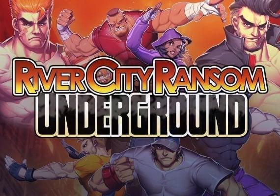 River City Ransom: Underground