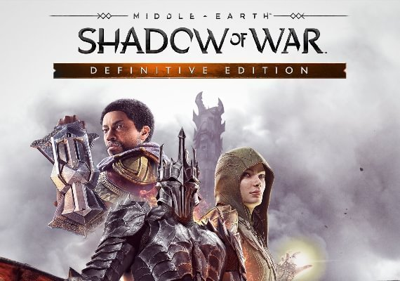 Middle-earth: Shadow of War - Definitive Edition EU
