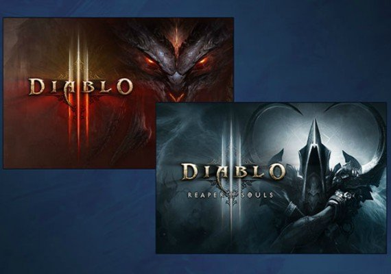 Diablo 3 Battle chest EU