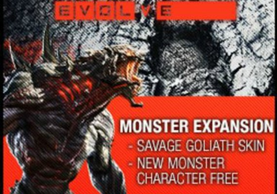 Evolve + Monster Expansion Pack