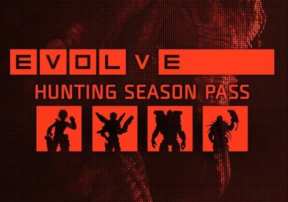 Evolve - Season Pass