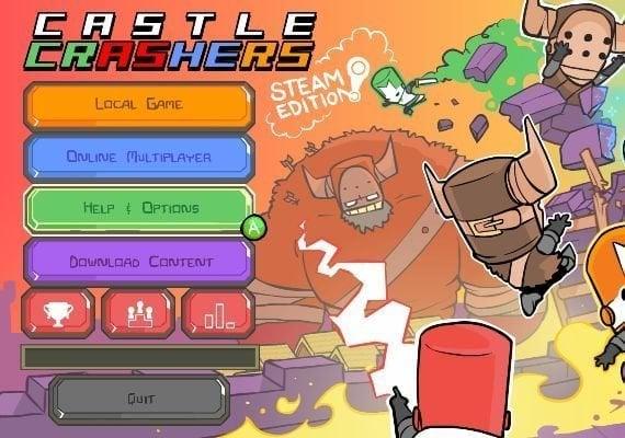 Castle Crashers LATAM