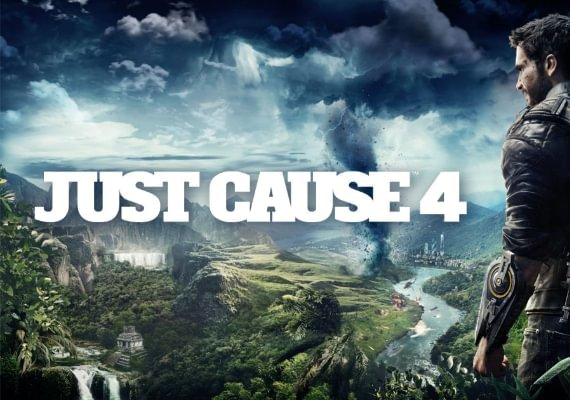 Just Cause 4 - Standard Edition US