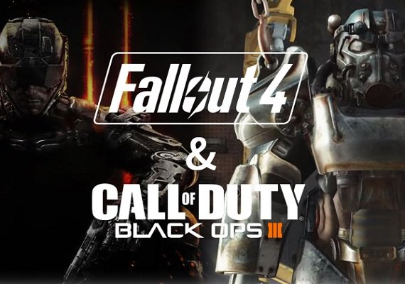 Fallout 4 + Black Ops 3 - Combo Pack