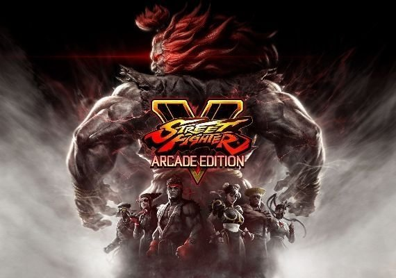 Street Fighter V - Arcade Edition Deluxe