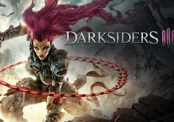 Darksiders III + Ingame Armor RU/CIS
