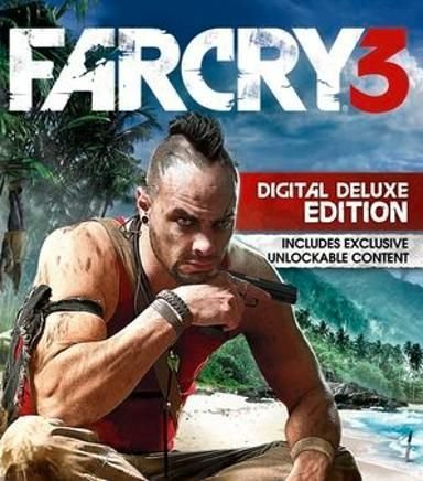 Buy Far Cry 3 Deluxe Edition Uplay Cd Key Cheap