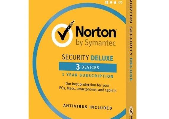Norton Security Deluxe 1 Year 3 Dev EU