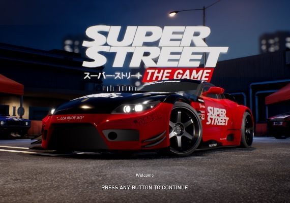 Super Street: The Game US