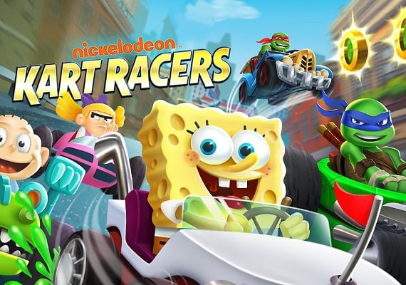 Nickelodeon: Kart Racers EU