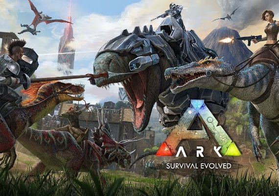 ARK: Survival Evolved EU