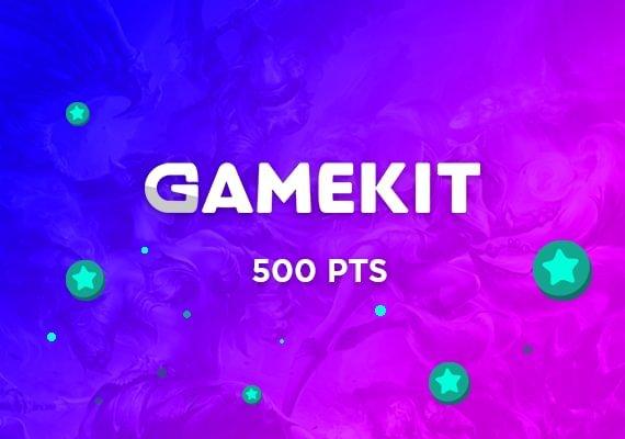 Gamekit Points 500