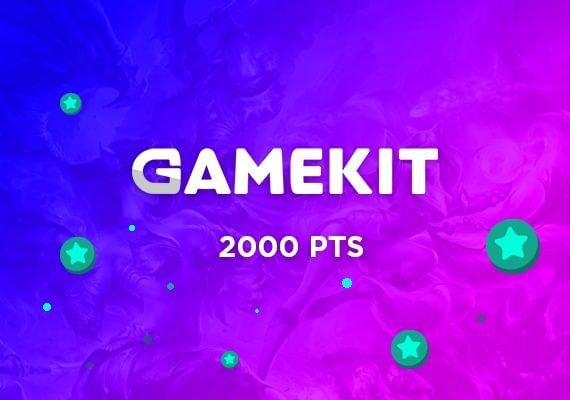 Gamekit Points 2000