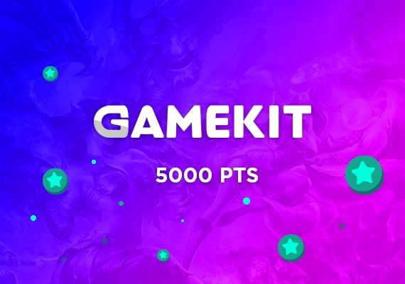 Gamekit Points 5000