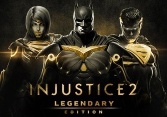 Injustice 2 - Legendary Edition EU