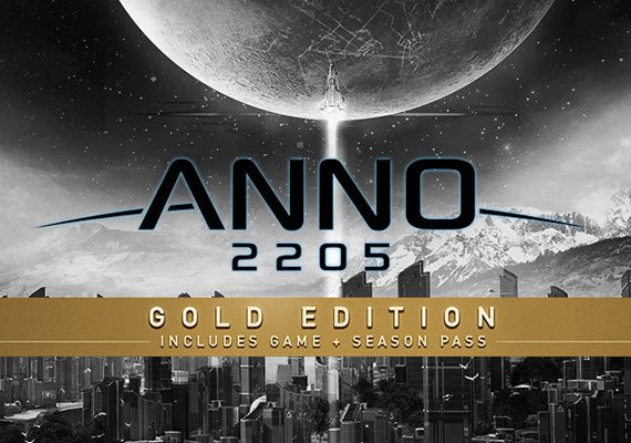 Anno 2205 - Gold Edition