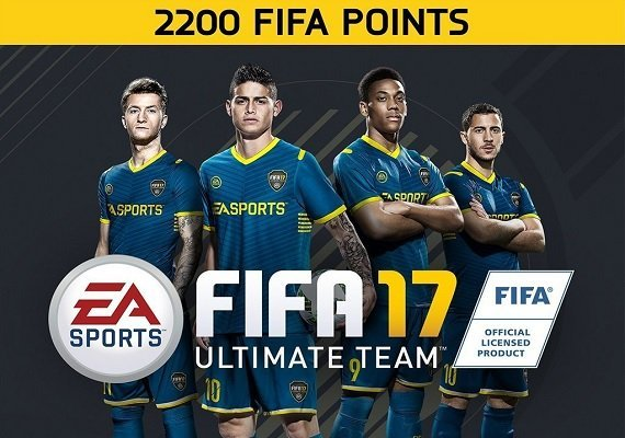 FIFA 17 - 2200 FUT Points