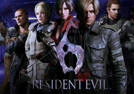 Resident Evil 6 EU